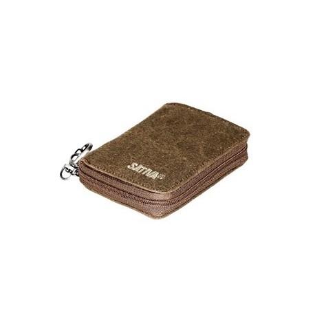Brieftasche mit Kette - Sativa