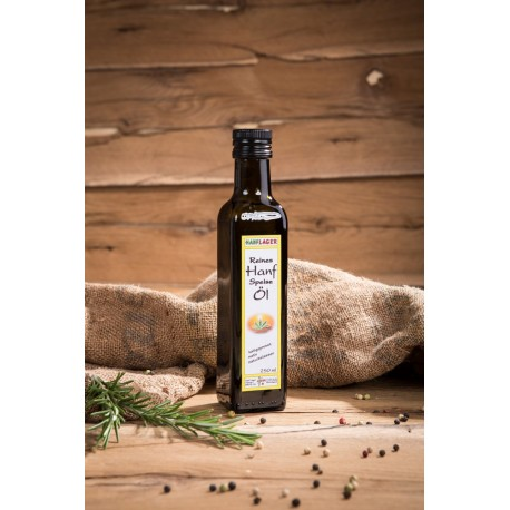 Hanf Speiseöl - 250 ml