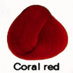 CORAL RED Directions Haartönung