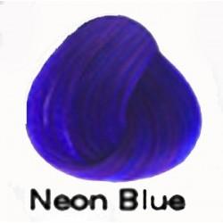 NEON BLUE Directions Haartönung