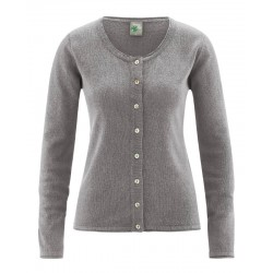 recycled cardigan