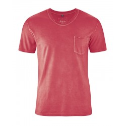 T-Shirt with button holes