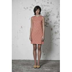 summer dress, allover print