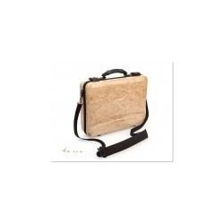 Hanf Laptop Koffer (Hanf/Kenaf/Flachs)